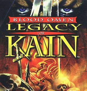 Blood Omen : Legacy of Kain sur PSP