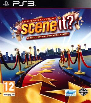 Scene it ? Lumières ! Action ! sur PS3