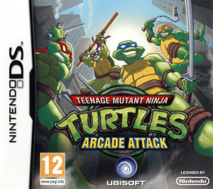 Teenage Mutant Ninja Turtles : Arcade Attack
