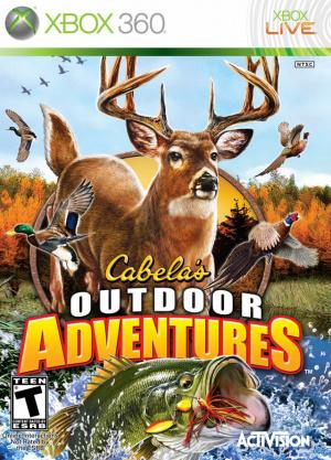 Cabela's Outdoor Adventures sur 360