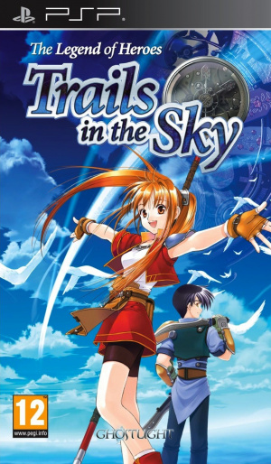 The Legend of Heroes : Trails in the Sky - First Chapter sur PSP