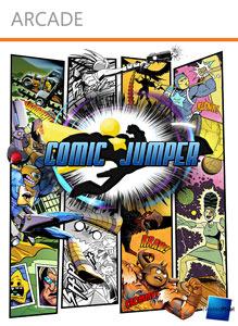 Comic Jumper : The Adventures of Captain Smiley sur 360