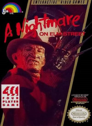 A Nightmare on Elm Street sur Nes