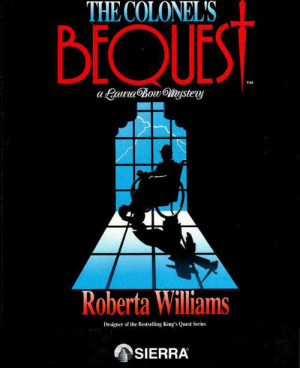 The Colonel's Bequest sur Amiga