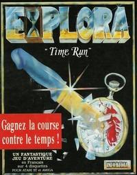 Explora : Time Run sur Amiga