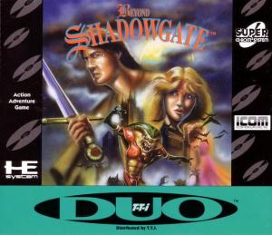 Beyond Shadowgate sur PC ENG