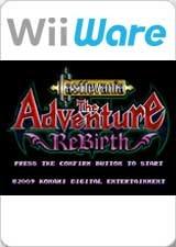 Castlevania : The Adventure Rebirth sur Wii