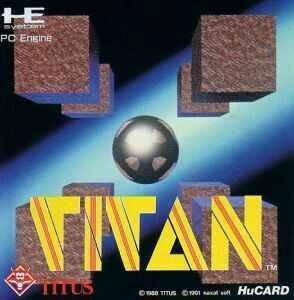 Titan sur PC ENG