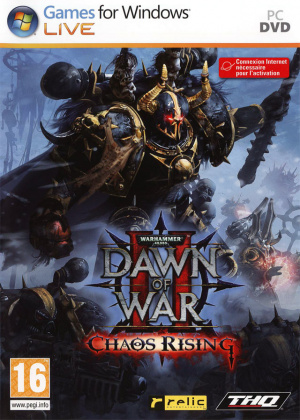 Warhammer 40.000 : Dawn of War II : Chaos Rising sur PC