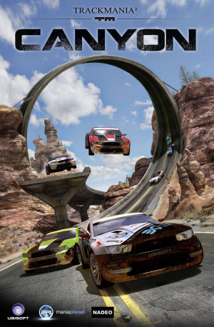 TrackMania² : Canyon sur PC