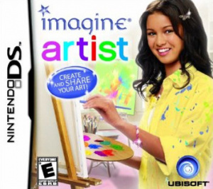 Imagine Artist sur DS