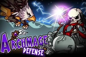 Archmage Defense sur iOS