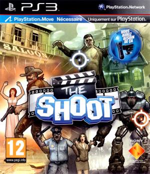 The Shoot sur PS3
