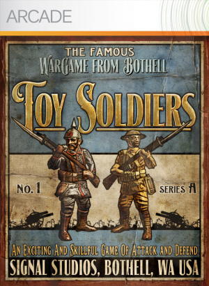 Toy Soldiers sur 360