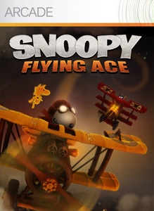 Snoopy Flying Ace sur 360