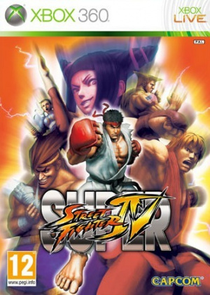 Super Street Fighter 4 (Xbox 360)