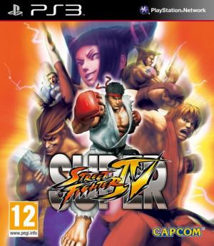 Super Street Fighter IV sur PS3