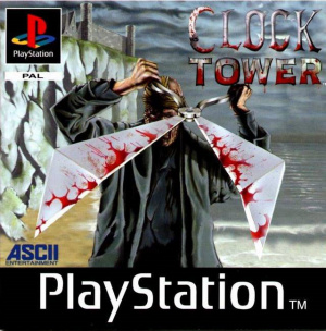 Clock Tower sur PS1