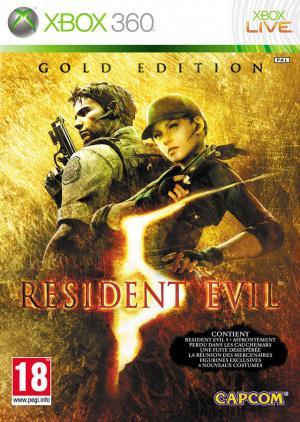 Resident Evil 5 : Gold Edition sur 360