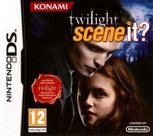 Twilight Scene It ? sur DS