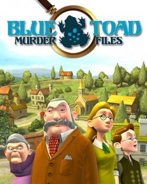 Blue Toad Murder Files : The Mysteries of Little Riddle sur PS3