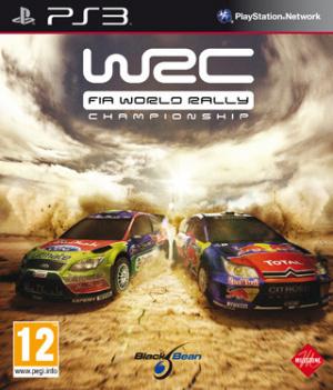WRC sur PS3