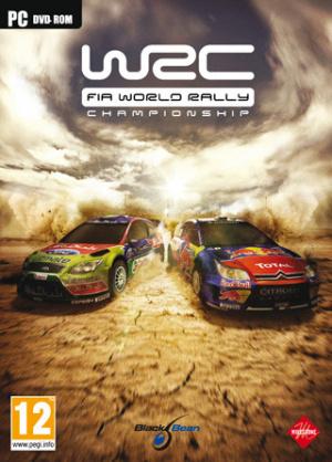 WRC sur PC