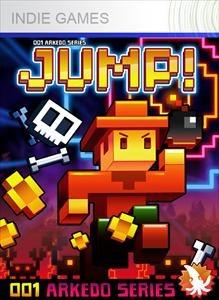 Arkedo Series - 001 Jump! sur 360