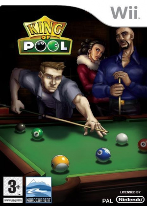 King of Pool sur Wii