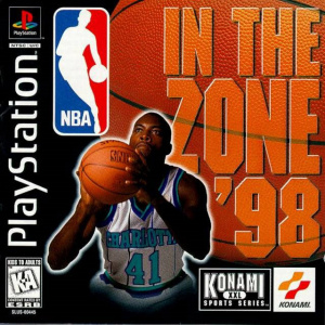 NBA in the Zone '98 sur PS1