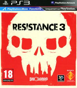Resistance 3 sur PS3