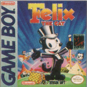 Felix the Cat sur GB
