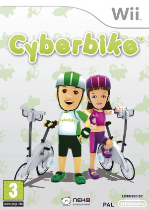 Cyberbike sur Wii