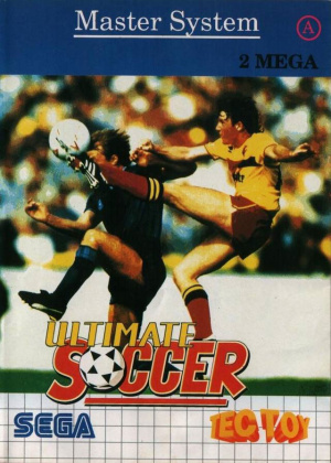 Ultimate Soccer sur MS