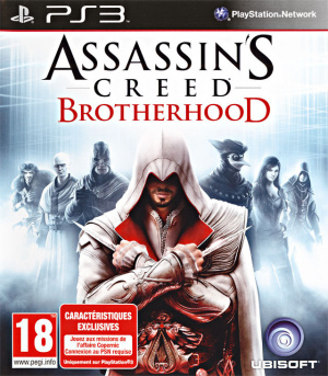 Assassin's Creed : Brotherhood sur PS3