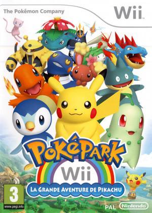 PokéPark Wii : La Grande Aventure de Pikachu sur Wii