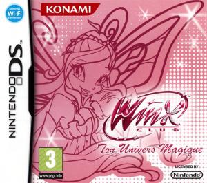 Winx Club : Ton Univers Magique sur DS