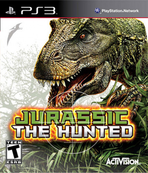 Jurassic : The Hunted sur PS3