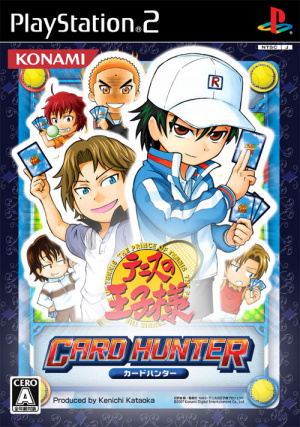 The Prince of Tennis : Card Hunter sur PS2