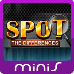 Spot the Differences! sur PSP