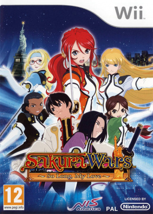 Sakura Wars : So Long, My Love sur Wii