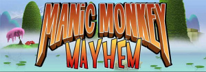 Manic Monkey Mayhem sur PSP