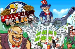 Banker Wars : Panique à la Maison Blanche sur iOS