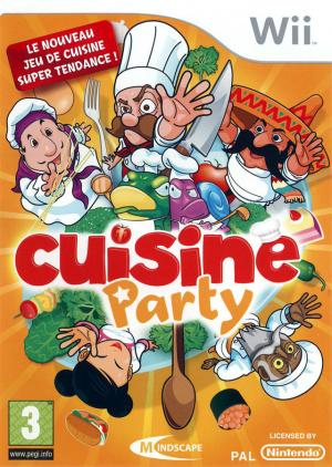 Cuisine party sur wii - Jeux de cuisine sur jeux jeux jeux ...