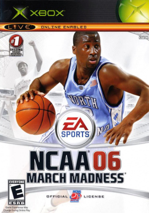 NCAA March Madness 06 sur Xbox
