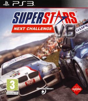 Superstars V8 : Next Challenge sur PS3