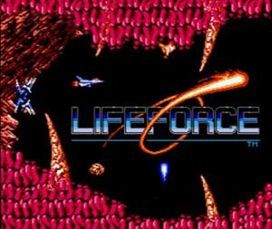 LifeForce sur WiiU