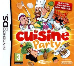 Cuisine Party sur DS