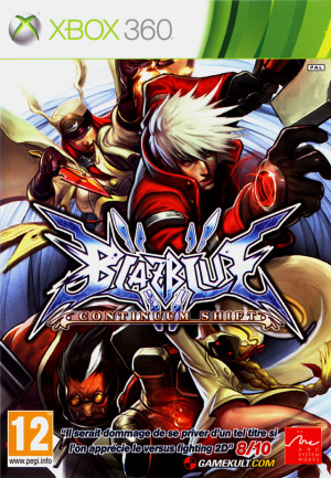 BlazBlue : Continuum Shift sur 360