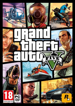 Grand Theft Auto V sur PC